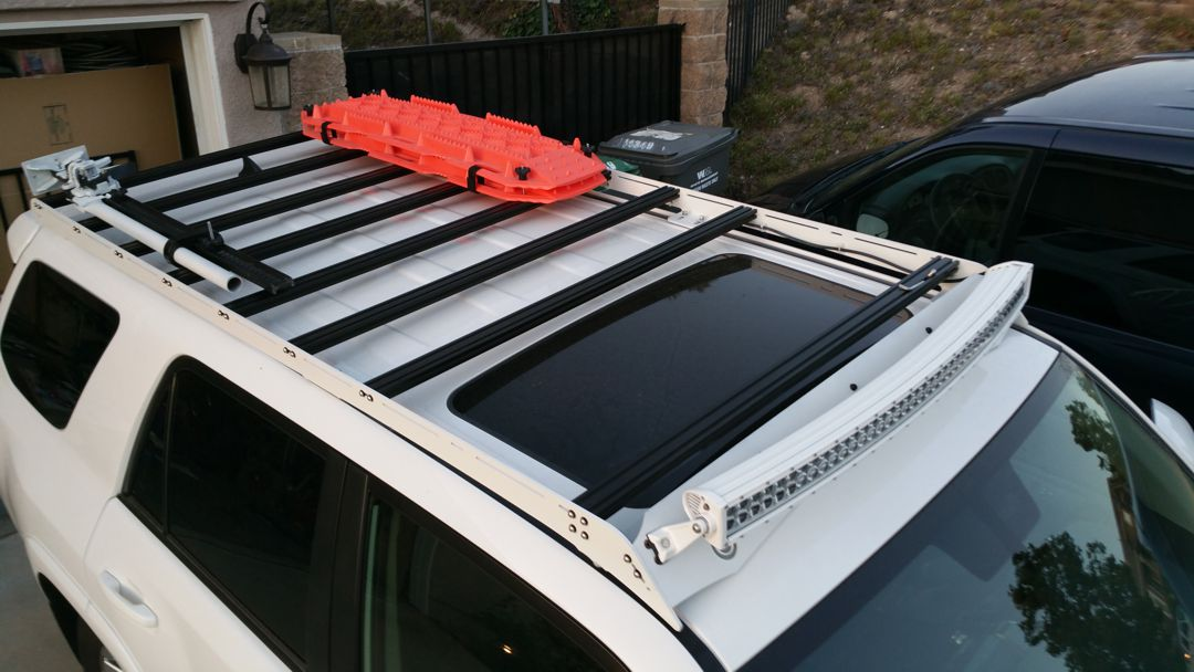 Prinsu roof rack   any issues or regrets? - Toyota 4Runner Forum